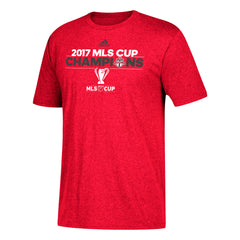 Toronto FC Men's 2017 MLS Cup Champs S/S Tee