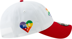 Toronto FC New Era Men's 2019 Pride Strapback Hat