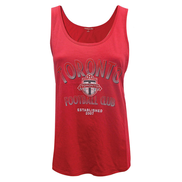 Toronto FC Mitchell & Ness Ladies Seal the Win Tank