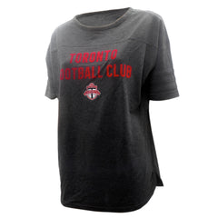 Toronto FC Ladies Droptail Short Sleeve Tee
