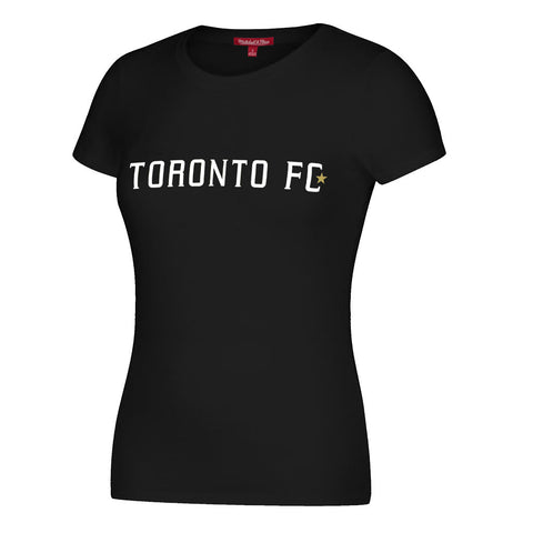 Toronto FC Ladies Gold Star Short Sleeve