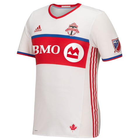 Toronto FC Adidas Men's Authentic 2016 S/S Away Jersey