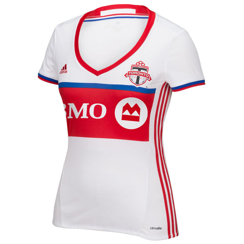 Toronto FC Adidas Ladies Replica 2016 S/S Away Jersey
