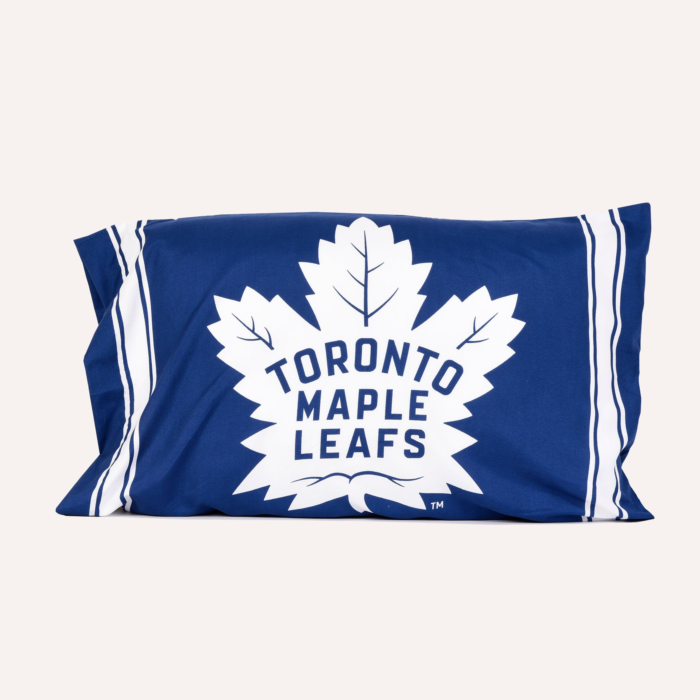 Maple Leafs 4-Piece Twin Bedding Set