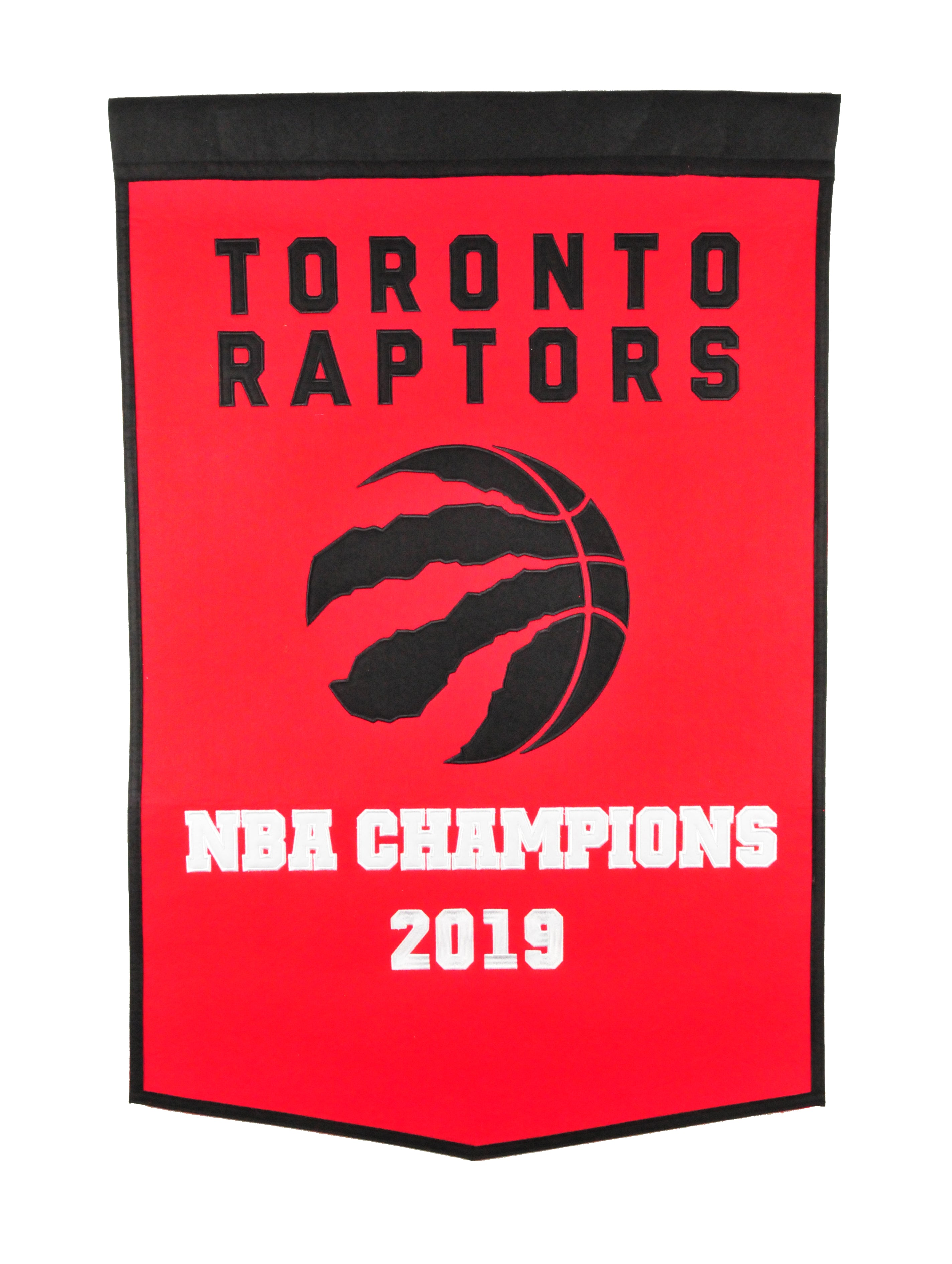 Raptors 2019 NBA Champs Dynasty Banner