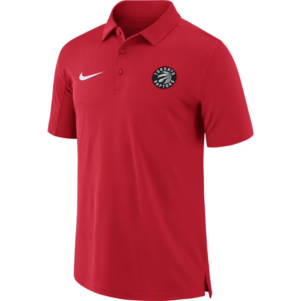 Raptors Nike Men's Authentic Core Polo