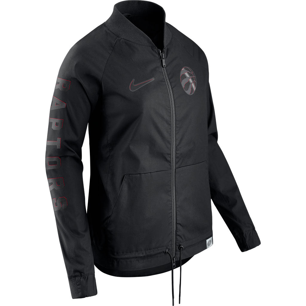 Toronto Raptors Ladies Woven Jacket