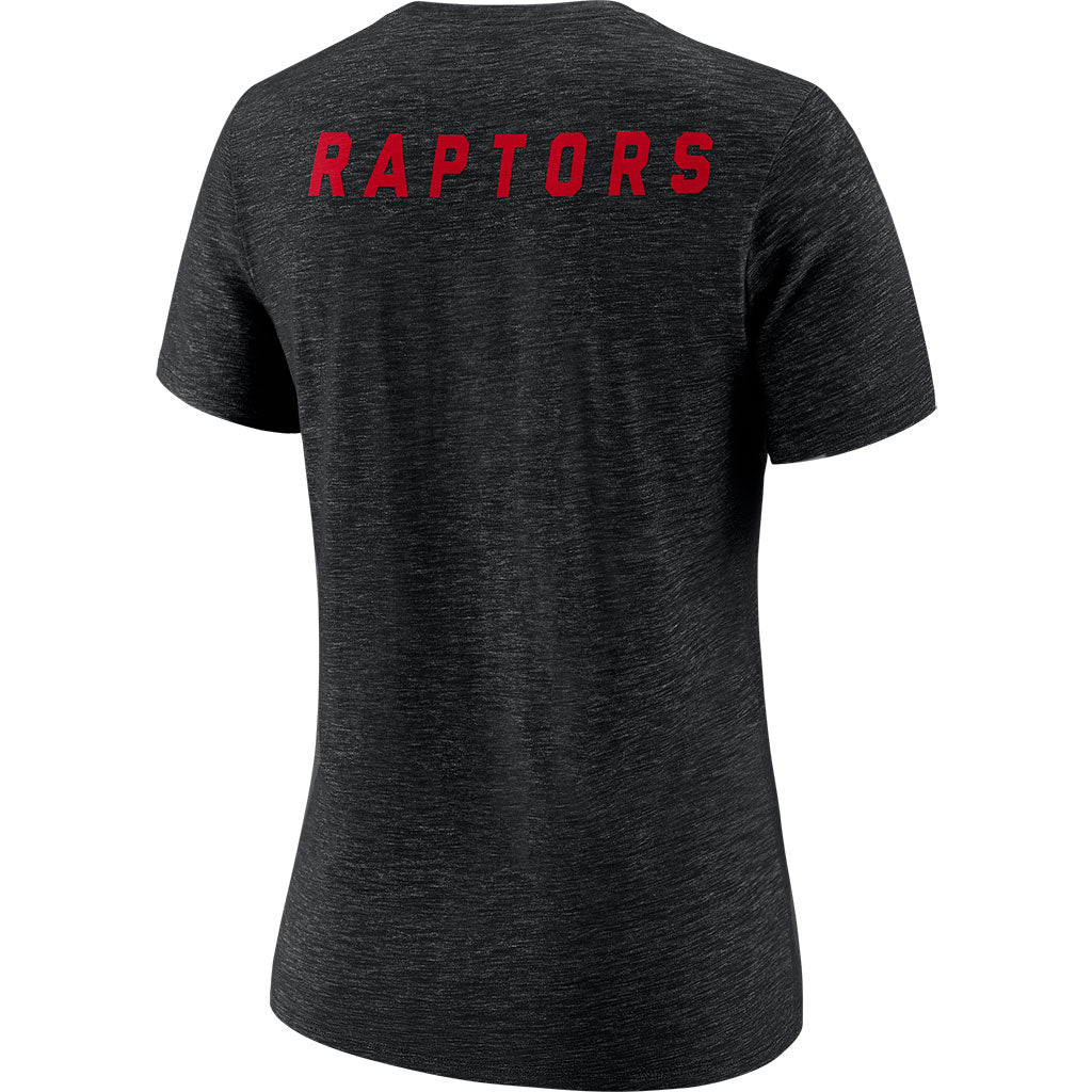 Toronto Raptors Ladies Facility Tee
