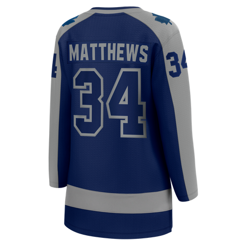 Maple Leafs Breakaway Ladies Special Edition Jersey - MATTHEWS