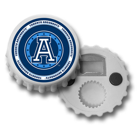 Toronto Argos Magnetic Bottle Opener