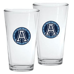 Toronto Argos Mustang 2-Pack Mixing Glasses