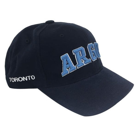 Toronto Argos Mustang Men's Arc Hat - Navy