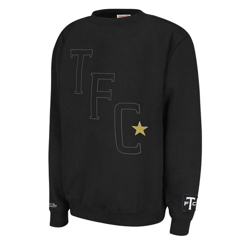 Toronto FC Ladies Gold Star Crewneck