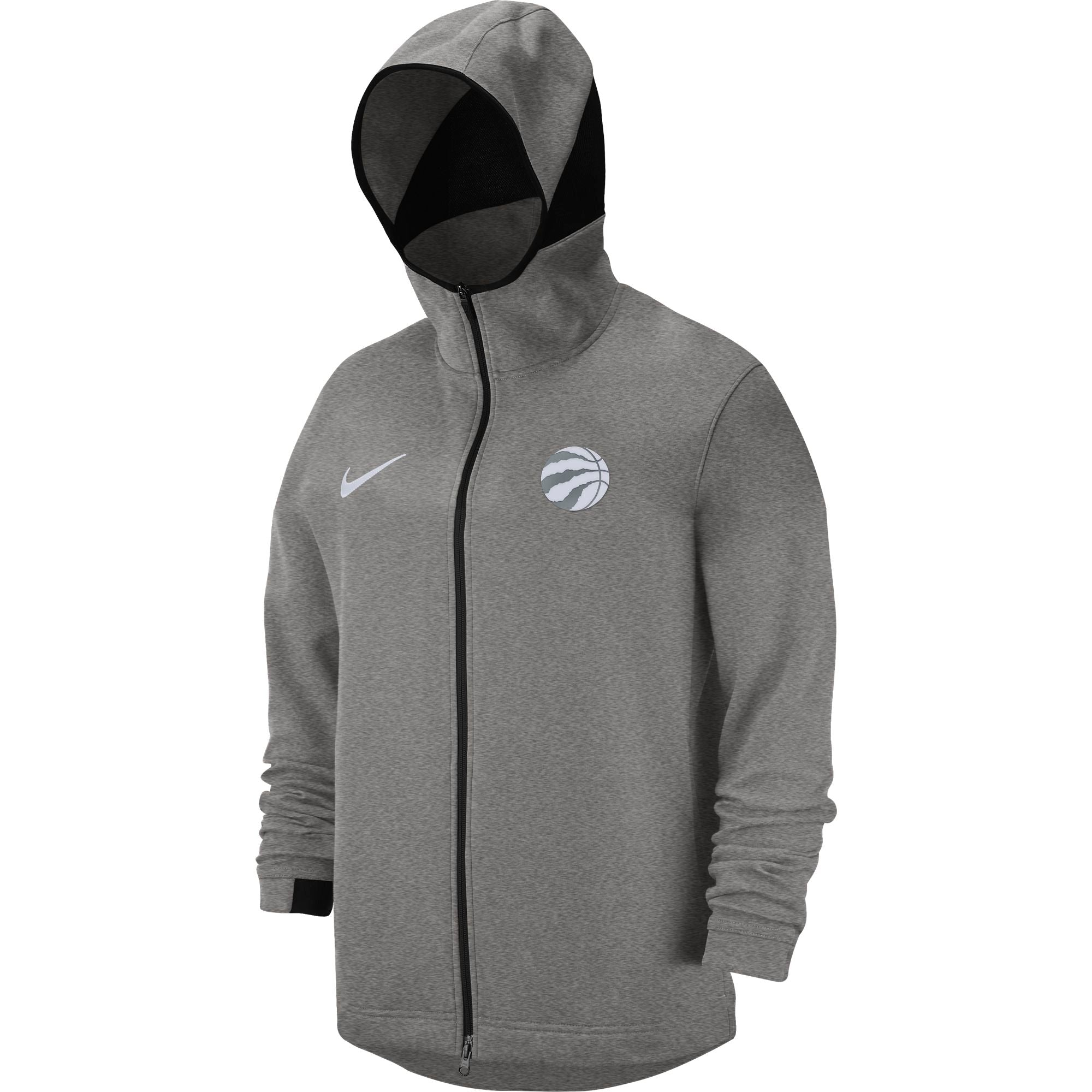 Toronto Raptors Nike Men s Partial Logo Showtime Full Zip Hoody –  shop.realsports da74811cf