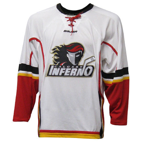 Calgary Inferno Bauer 900 Series Away Jersey