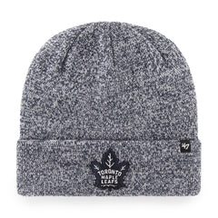 Maple Leafs 47 Brand Men's Checker Cuffed Toque