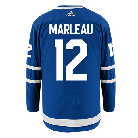 Toronto Maple Leafs Adidas Authentic Mens MARLEAU Home Jersey
