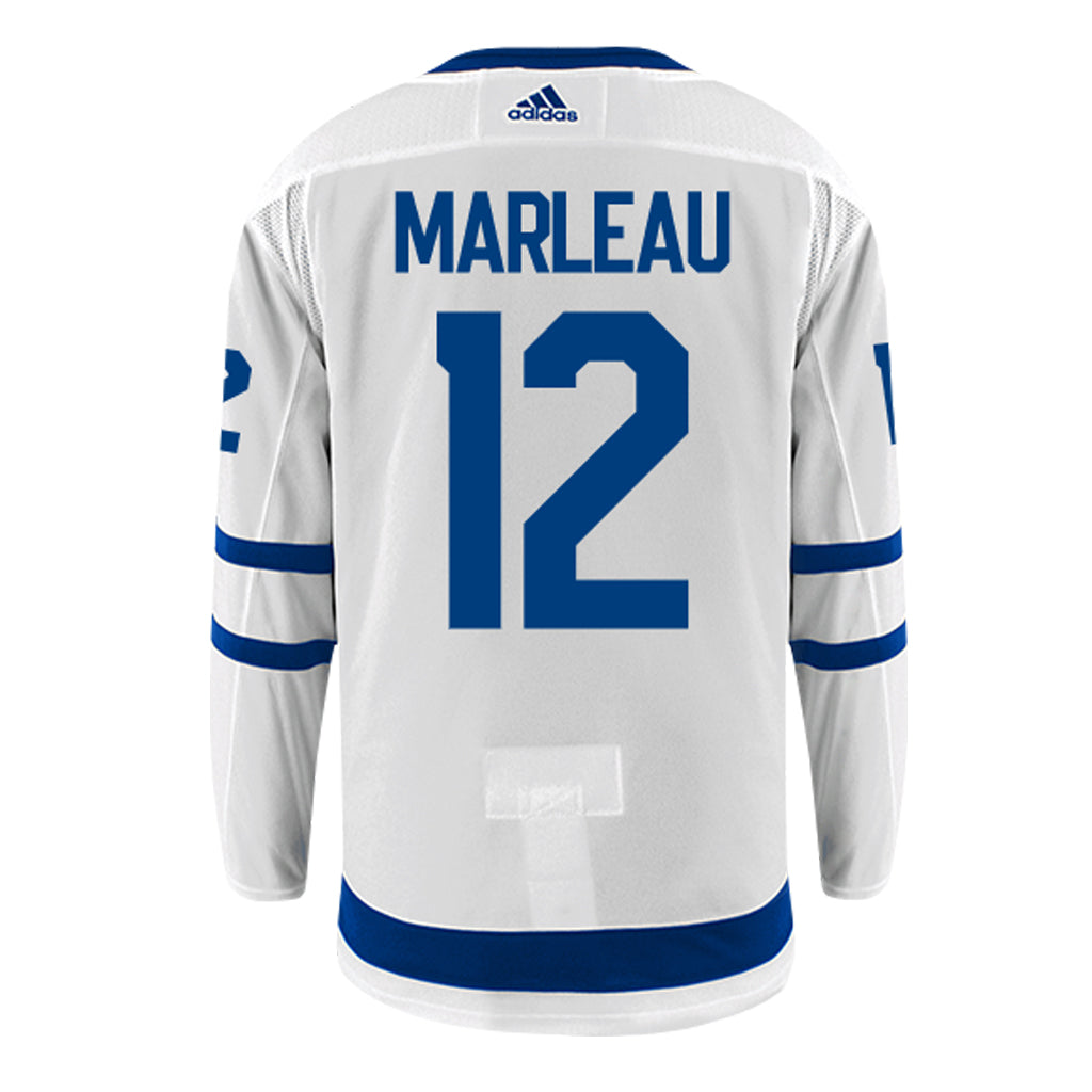 Maple Leafs Adidas Authentic Men's Away Jersey - MARLEAU