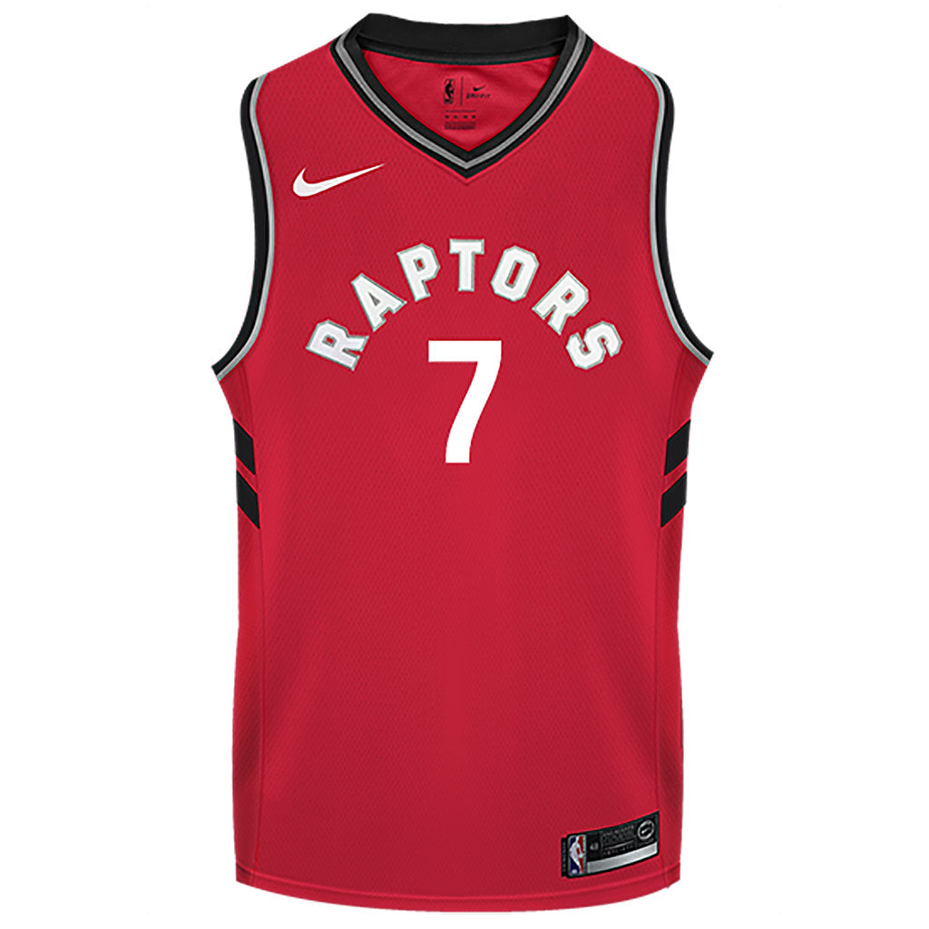 Raptors Nike Men's Swingman Icon Jersey - LOWRY