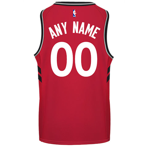 Raptors Nike Men's Swingman Icon Jersey