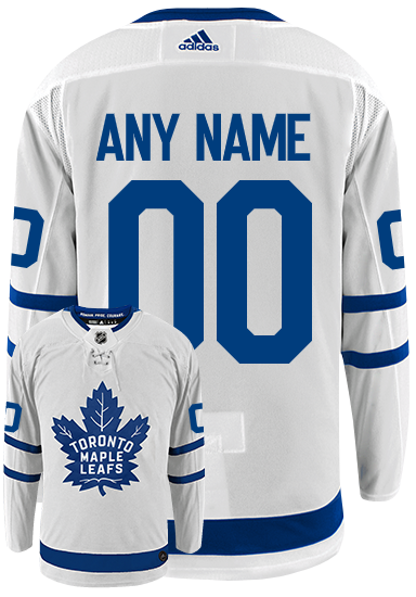 Maple Leafs Adidas Authentic Men
