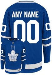 Maple Leafs Youth Home Jersey - CUSTOM