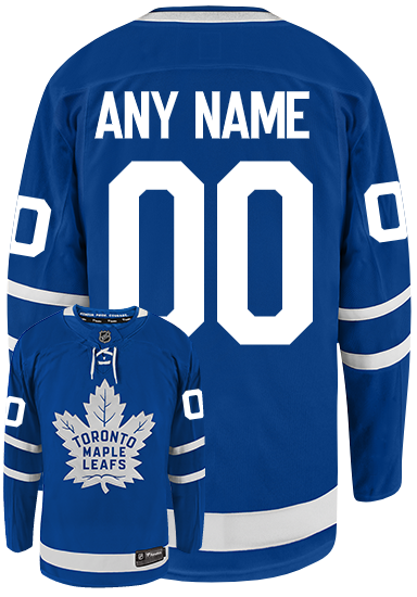 495f1123bf6 Maple Leafs Breakaway Ladies Home Jersey - CUSTOM – shop.realsports
