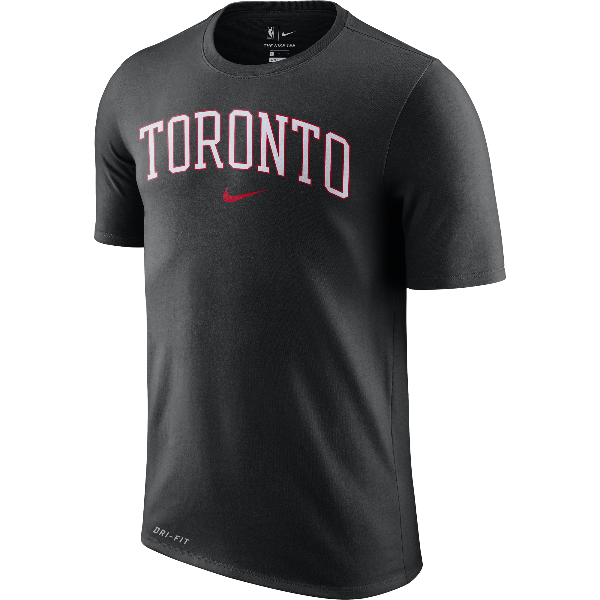 Raptors Nike Men's Wordmark Tee