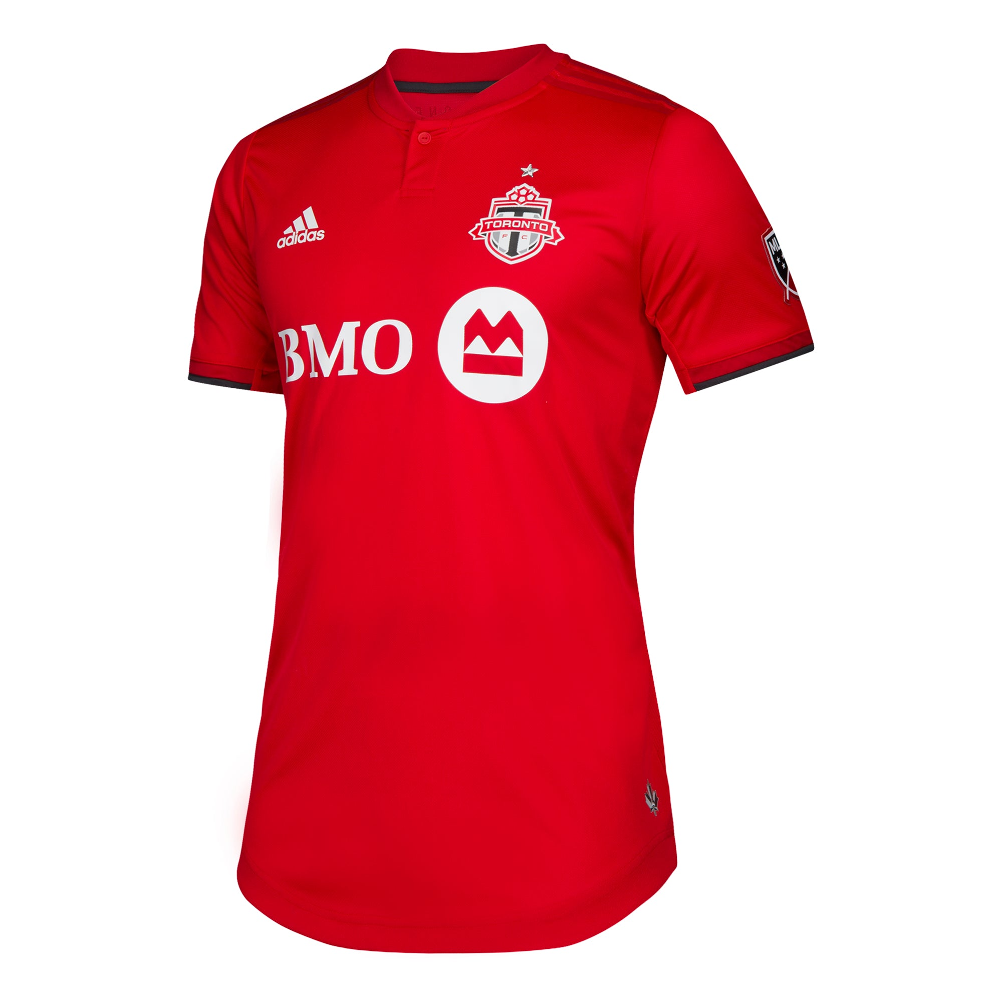 new product 0238a b1ac0 Toronto FC Adidas Men's 2019 Authentic Home Jersey