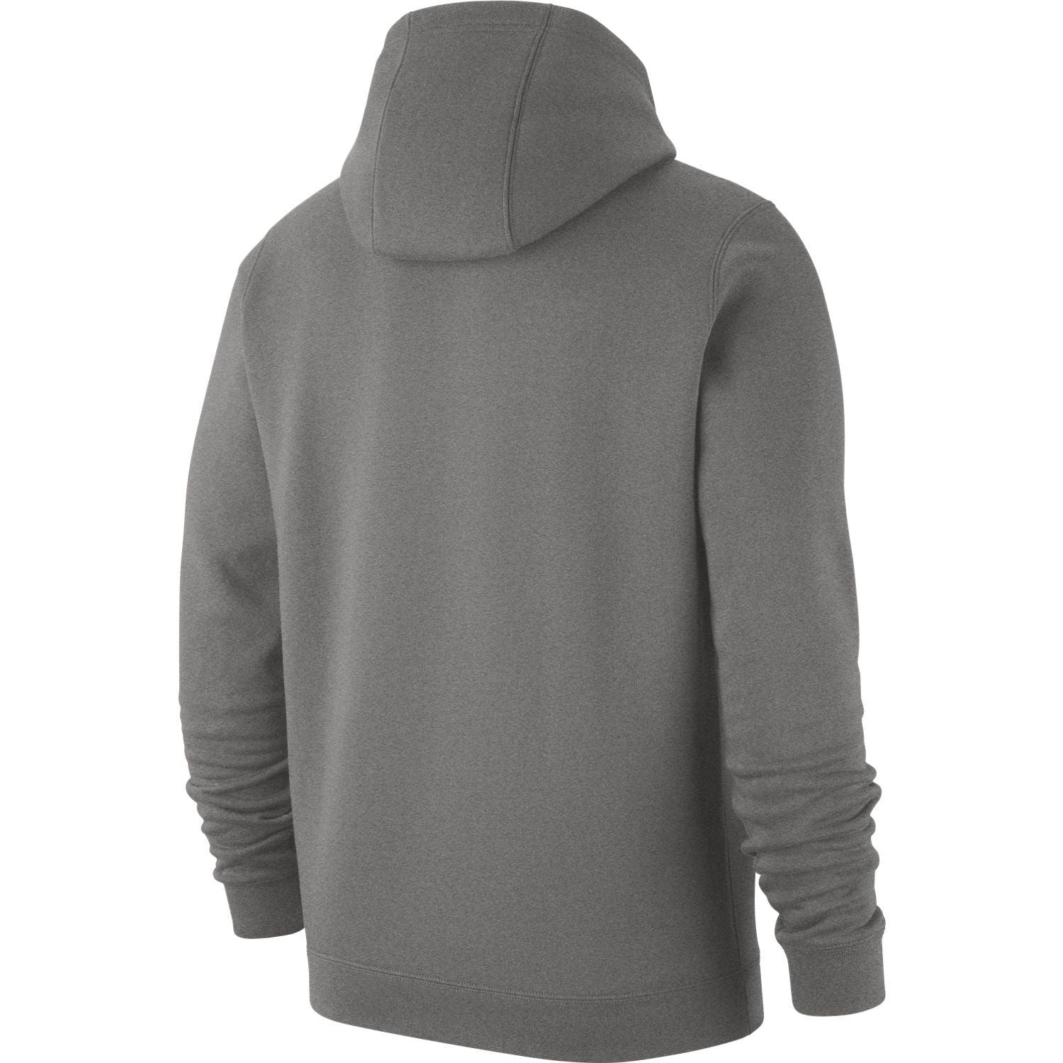 Raptors Men's Club Fleece Logo Hoody - Grey