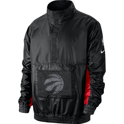 Raptors Nike Men's Lightweight Courtside Jacket
