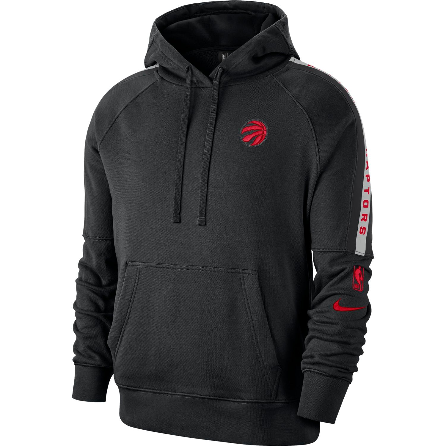 Raptors Nike Men's Courtside Hoody