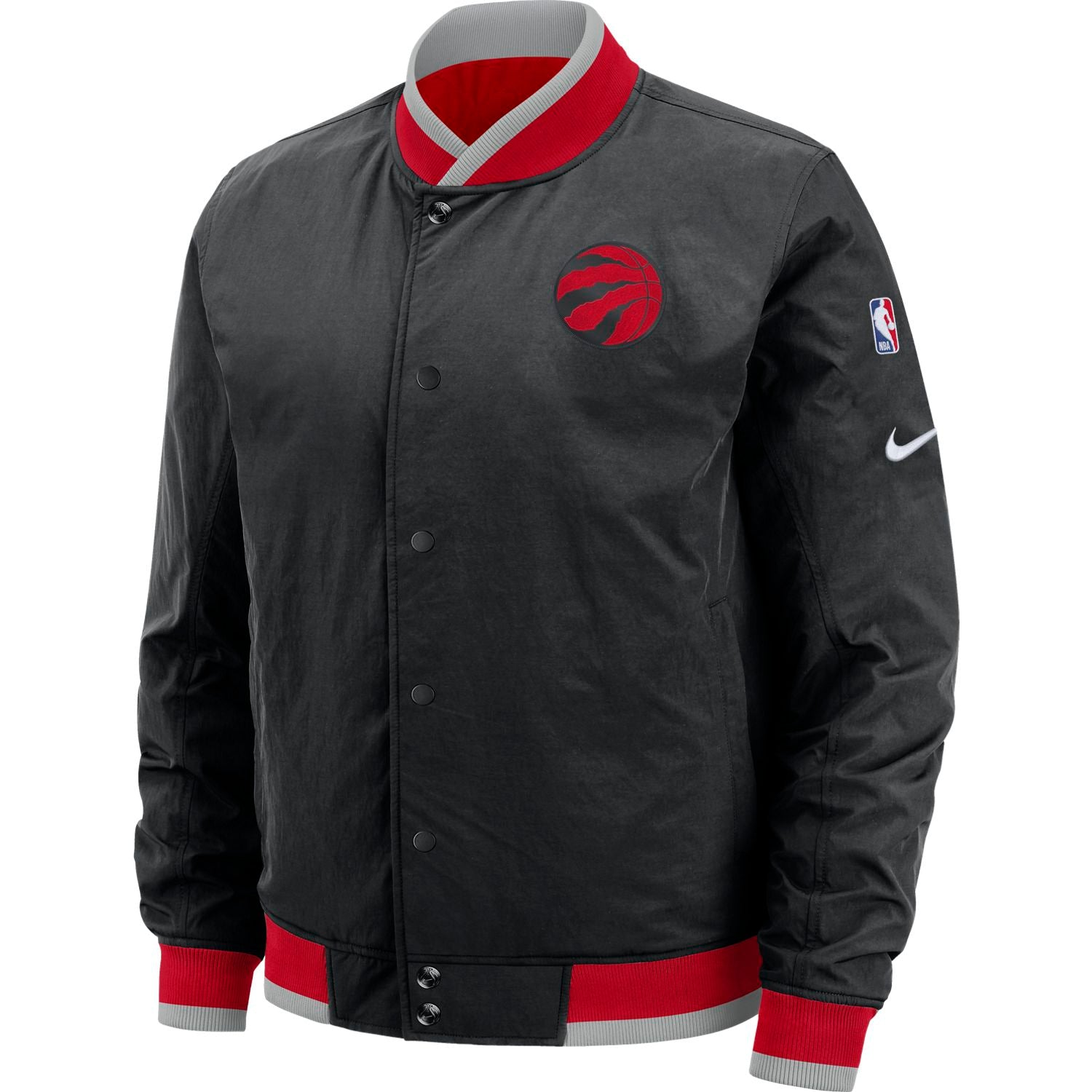 Raptors Nike Men's Courtside Reversible Jacket