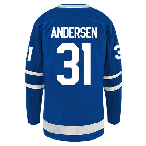 Toronto Maple Leafs Breakaway Ladies ANDERSEN Home Jersey