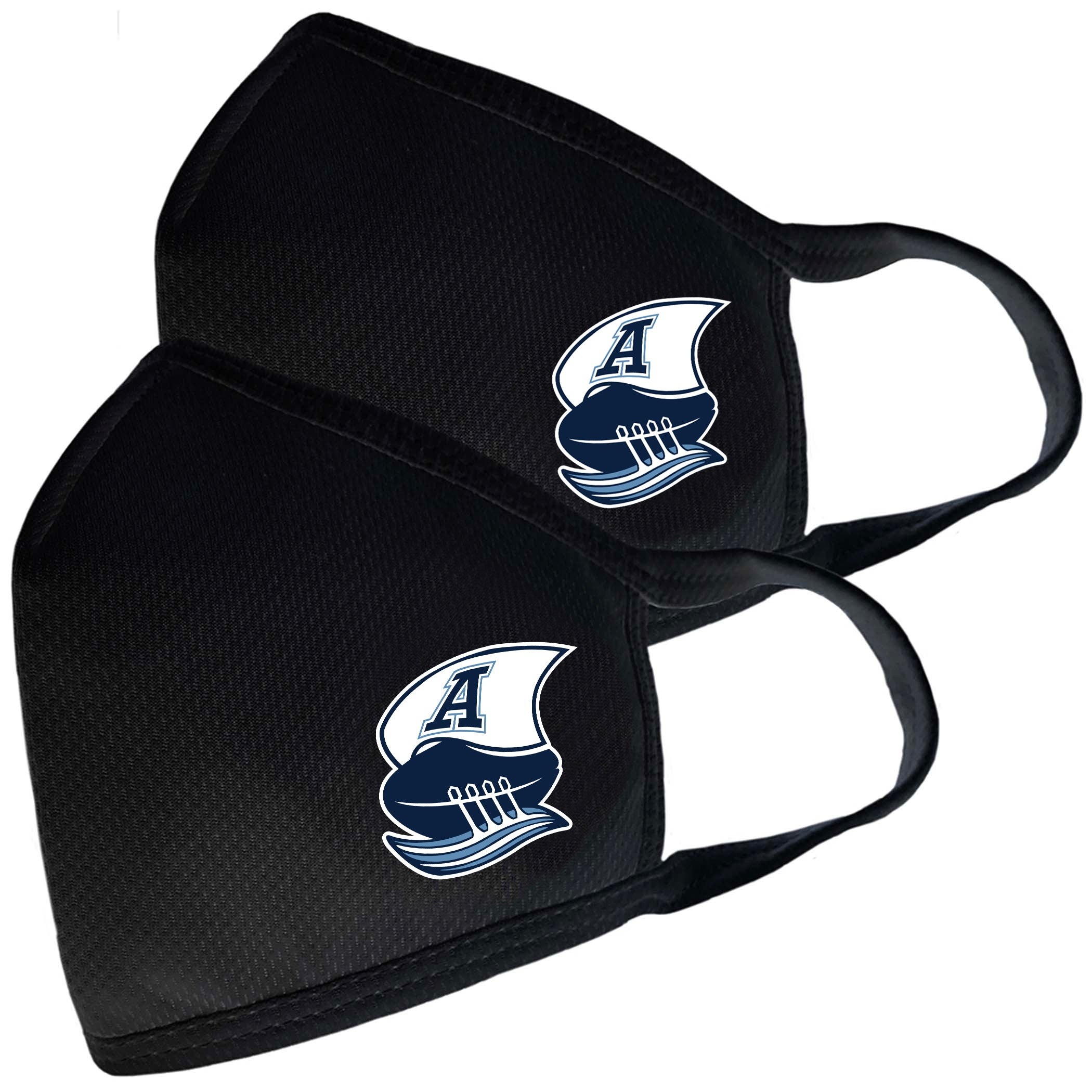 Toronto Argos Adult 2 Pack Face Covers