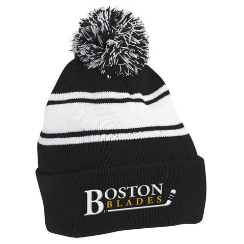 Boston Blades Pom Toque