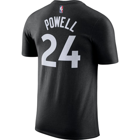 Raptors Nike Men's Powell Player Tee