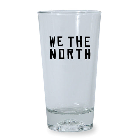 Toronto Raptors We The North 16oz. Basketball Mixing Glass