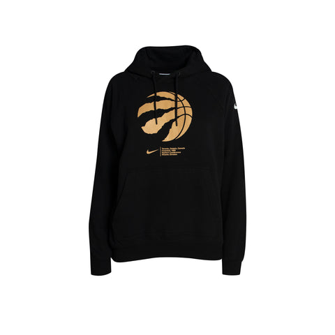 Raptors Nike Ladies City Hoody