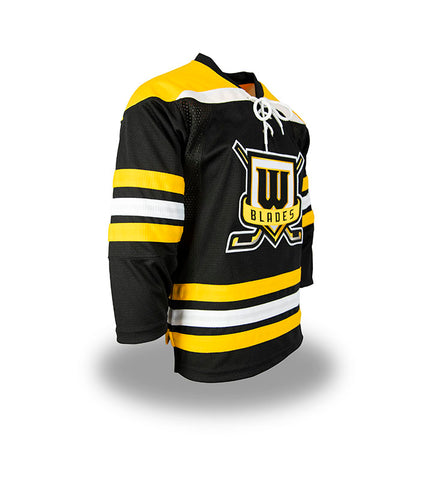 Worcester Blades Adult Home Jersey