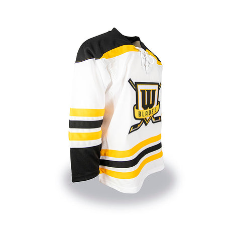 Worcester Blades Adult Away Jersey