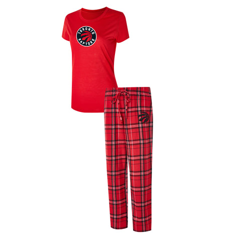 Raptors Ladies Logo Sleep Set