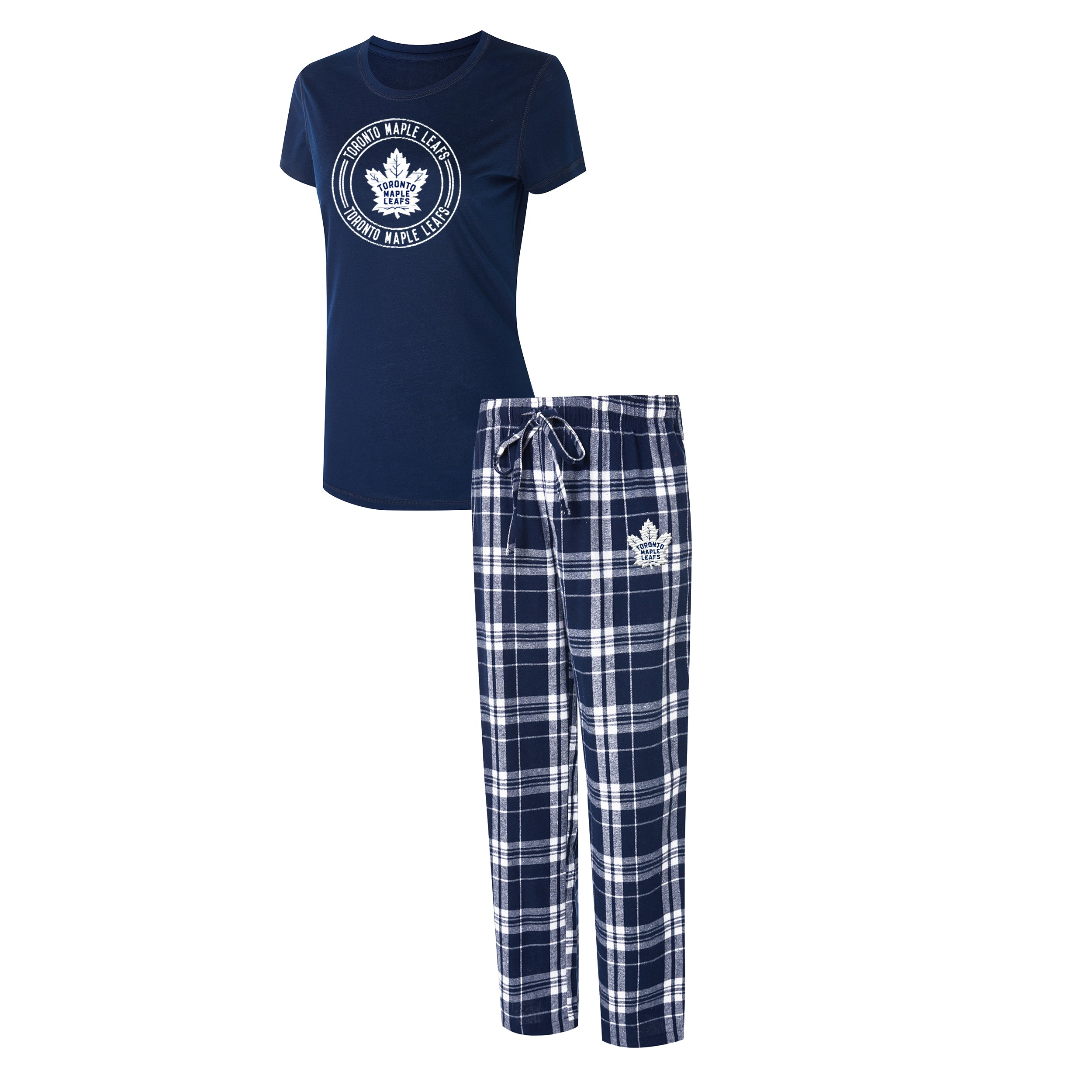 Maple Leafs Ladies Logo Sleep Set