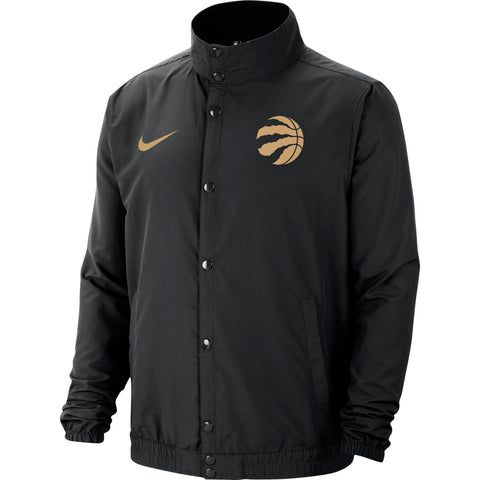 Raptors Nike Men's 2019 City Lightweight Jacket