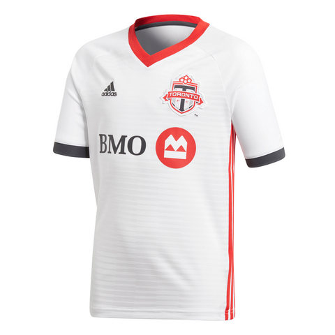 Toronto FC Adidas Youth 2019 Replica Away Jersey
