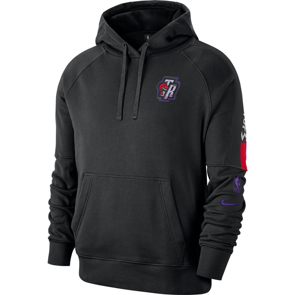 Raptors Nike Men's HWC Courtside Hoody