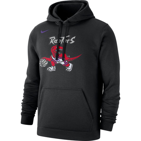 Raptors Nike Men's HWC Club Fleece Logo Hoody