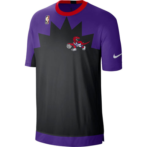 Raptors Nike Men's HWC Shooting Tee