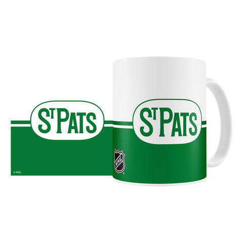 Maple Leafs St. Pats Coffee Mug