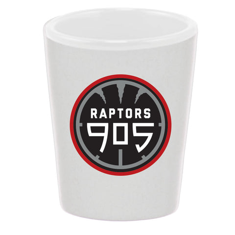 Raptors 905 1.5oz. Shot Glass